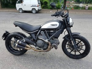 Cần Bán Ducati Scrambler