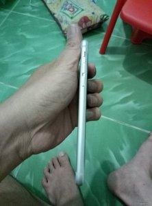 Cần bán iphone 6 lock nhật sb, bộ nhớ 64G, màu trắng bạc, vân tay nhạy, icloud chính chủ reset