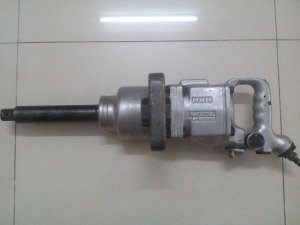 súng bắn bulông 1 inch hàng nội địa Nhật ...MMM-MW 3800 GL còn mới cứng 95 %