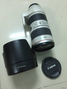 Canon 70 200 L f2.8 Is