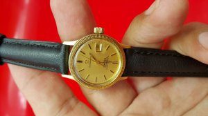 Omega constellation chronometer nữ đơmi xưa chính hãng