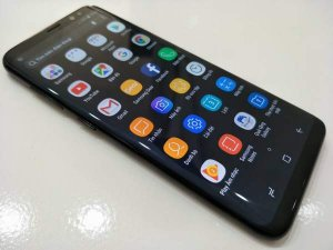 Samsung Galaxy S8 G950FD 64GB black hàng SSVN bh 05/2018 bán hay đổi