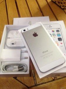IPhone 5S White 16G Nguyên Hộp Việt Nam!