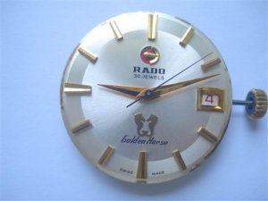 RADO Golden Horse 30Jevels