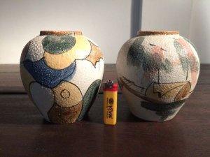 GL 2 bình gốm nghệ thuật