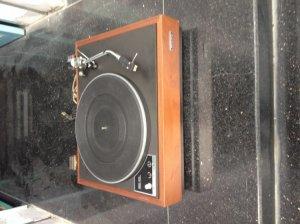 Turntable Micro M411