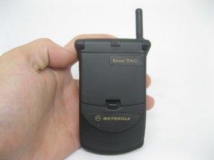 Motorola Startac đẳng cấp huyền thoại một thời