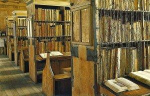 Những thư viện thời Trung cổ cực kỳ quý giá còn sót lại đến ngày nay