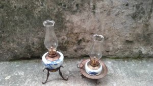 Cặp đèn trời sinh