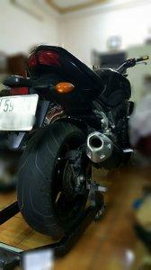 Bán Yamaha FZ1 - ABS (HQCN) date 2009