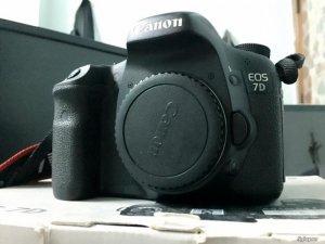HCM - Cần bán Body Canon 7D