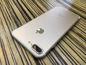 Iphone 7 plus 256GB Gold. Quốc tế. Zin all