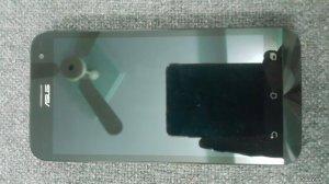 Cần bán Asus Zenfone 2 Laser ZE500KL màu xám, mới 99%
