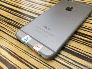 Iphone 6 - 64Gb - Gray. Quốc tế zin all