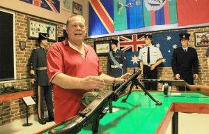 Tham quan bảo tàng vũ khí độc nhất vô nhị tại Việt Nam ở Vũng Tàu của ông Robert Taylor