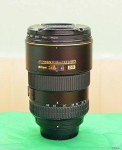 Bán lens Nikon 17-55 f2.8 giá tốt