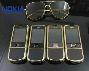 Nokia 8800 gold Arte - Nokia 8800 sapphire,rose,carbon giá rẻ chỉ 7.999.000đ vỏ cao cấp BH 12 tháng