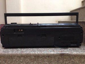 Radio cassette hitachi TRK-3D5W