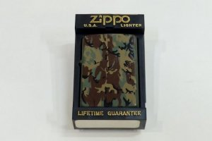 Zippo Camo 1990-VI