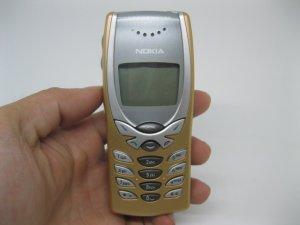 Nokia 8250 màu vàng gold cực đẹp