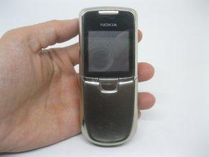 Nokia 8800 Anakin màu bạc cực đẹp