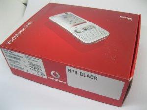 Nokia N73 Vodafone Fullbox đầy đủ phụ kiện