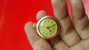 Đồng hồ bỏ túi hamilton kim rốn xưa chính hãng