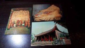 Giao lưu 29 Post Card thực Gửi và Post Card xưa chưa sử dụng