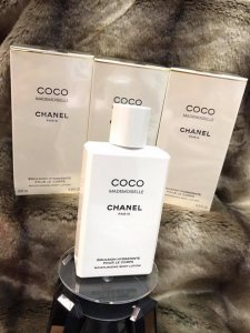 Body lotion CHANEL COCO MADE