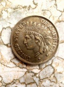 Đồng mỹ cổ năm 1851