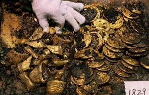 Phát hiện kho báu lớn trong cổ mộ 2.000 năm tuổi của Hải Hôn Hầu (Lưu Hạ)