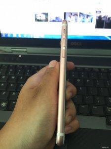 Bán iphone 6s 16gb (Rose gold) quốc tế Mỹ, máy đẹp, zin từ a-z.