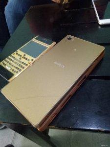 Sony Z5 Premium GOLD Dualsim, like new 97%. Hàng chính hãng Sony Việt Nam.