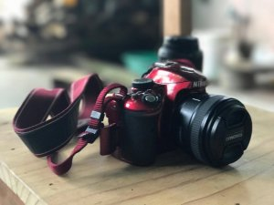 Bán máy Nikon D3200 dành cho học sinh sinh viên hoặc người mới tập