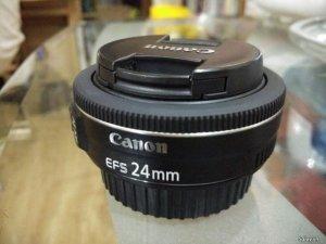 Ống Kính Canon Pancake 24mm
