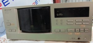 Pioneer COMPACT DISC PLAYER PD-F908