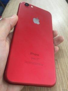 IPhone 6Lock không vân tay độ vỏ 7