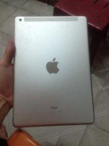 iPad Air1 16Gb có 4G màu trắng còn 99%