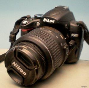 Dư dùng bán Nikon D5000