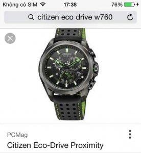 Rayban vs citizen eco drive at7035