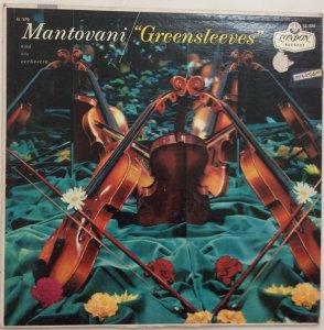 Lp: Đĩa Than Hòa Tấu Violong - Mantovani – Greensleeves