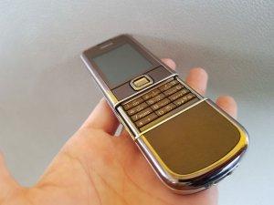 Nokia 8800 Shapphire Nâu - kiếm đâu ra cây Nokia 8800 chính hãng đẹp và zin như thế này