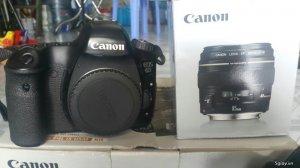 Canon 6D + 28-70 2.8 + 85 1.8 + sigma 50 1.4 ex + sigma 50 2.8 marco