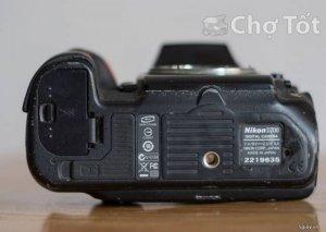 Nikon D700 khoảg 60k shot giá đi nhanh