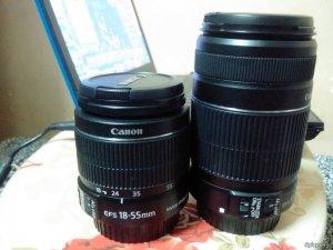 Cần bán: CA 18-55mm is ii, 55-250mm is ii và 50mm 1.8 STM