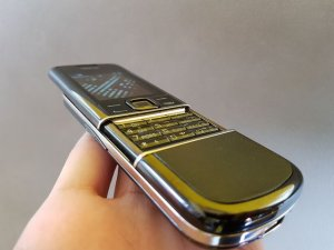 Nokia 8800 Sapphire Arte Black nguyên con ZIN 100%