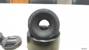 Canon EF 50mm f/1.8 STM like new
