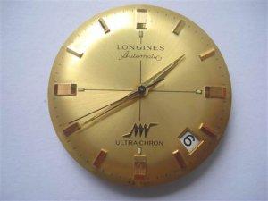 LONGIES ULTRA - CHRON 36.000 Dao Động 14K Gold Trục Tung Hoành