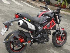 Ducati Monter 110cc Bstp 111.43 chính chủ