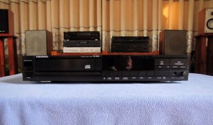 Đầu Grundig CD 8150 Cực Mới